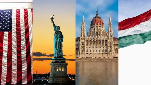 Valahol Amerikában, avagy magyarok mindenhol vannak