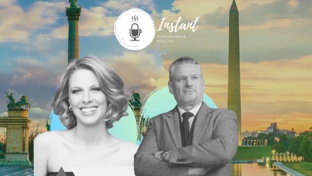 Oroszlán Szonja és Takács Szabolcs-INSTANT Podcast #2
