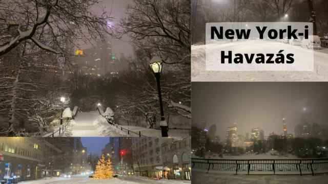 New York-i havazás